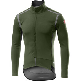 Castelli Perfetto RoS Veste manches longues Homme, military green